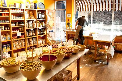 Amaretto Deli Norwich: Italian and Spanish deli, hot food, catering & more